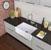 "30"" Sink Set w/ Gramercy Faucet Illustration"