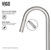 """30"""" Sink Set w/ Gramercy Faucet Product Detailed Info 5"""