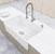 """33"""" Sink Set w/ Edison Faucet Illustration 2"""