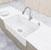 "33"" Sink Set w/ Aylesbury Faucet Illustration 2"