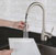 "33"" Sink Set w/ Aylesbury Faucet Illustration 4"