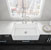 """All-In-One 36"""" Sink Set w/ Dresden Faucet"""