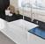 """33"""" Sink Set w/ Dresden Faucet Illustration"""