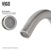 """33"""" Sink Set w/ Dresden Faucet Product Detailed Info 6"""