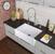 "All-In-One 36"" Sink Set w/ Zurich Faucet"