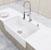 "36"" Sink Set w/ Zurich Faucet Illustration 2"