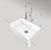 "36"" Sink Set w/ Zurich Faucet Illustration 3"