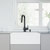 Sink and Gramercy Pull-Down Faucet Lifestyle 2