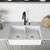 33'' Sink with Oakhurst Faucet Lifestyle View 2
