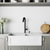 33'' Sink with Oakhurst Faucet Lifestyle View 1