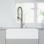 33'' Sink with Livingston Faucet Lifestyle View 2