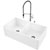 33'' Sink with Livingston Faucet Display View 1