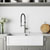 Sink with Norwood Faucet Lifestyle View 1