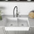 Sink with Norwood Faucet Lifestyle View 2