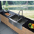 Vigo 36-inch Farmhouse Stainless Steel 16 Gauge Double Bowl Kitchen Sink