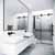 VIGO Shower Door Lifestyle View 1