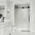 VIGO Shower Door Lifestyle View 3