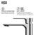 Vigo Norfolk Faucet Display View 1