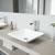 VGT939 Sink Set w/ Amada Faucet Chrome