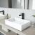VGT944 Sink Set w/ Amada Faucet Matte Black