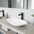 VGT945 Sink Set w/ Amada Faucet Matte Black