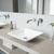 VGT949 Sink Set w/ Aldous Faucet Chrome