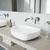 VGT950 Sink Set w/ Aldous Faucet Chrome