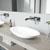 VGT960 Sink Set w/ Cornelius Faucet Chrome