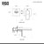 VGT976 Faucet Specifications