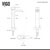 VGT991 Faucet Specifications
