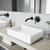 VGT993 Sink Set w/ Olus Faucet Matte Black