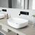 VGT999 Sink Set w/ Titus Faucet Matte Black