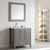 Grey - With Mirror - Lifestyle View