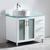 Vinnova Bathroom Vanity Left Lifestyle View 6