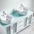 Vinnova Bathroom Vanity Lifestyle View No Mirror 3