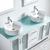 Vinnova Bathroom Vanity Lifestyle View Mirror 7