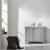 Vinnova Bathroom Vanity 33'' Lifestyle View 6