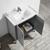Vinnova Bathroom Vanity 33'' Lifestyle View 10