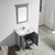 Vinnova Bathroom Vanity 33'' Lifestyle View 4