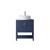 Vinnova Bathroom Vanity Display View Blue