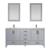 Vinnova Bathroom Vanity 72'' Display View Grey