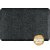 "WellnessMats Granite Collection 3' x 2' Anti-Fatigue Floor Mat in Granite Onyx, 36"" W x 24"" D x 3/4"" Thick"