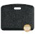 "WellnessMats Granite Collection CompanionMat 18"" x 22"" Anti-Fatigue Floor Mat in Granite Onyx, 18"" W x 22"" D x 3/4"" Thick"