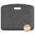 "WellnessMats Granite Collection CompanionMat 18"" x 22"" Anti-Fatigue Floor Mat in Granite Steel, 18"" W x 22"" D x 3/4"" Thick"