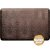 """WellnessMats Croc Collection 3' x 2' Anti-Fatigue Floor Mat in Antique Dark with Brown Base, 36"""" W x 24"""" D x 3/4"""" Thick"""