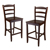 Winsome Wood Ladder Back Chairs